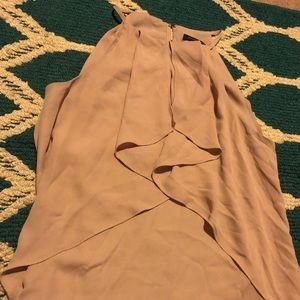 BANANA REPUBLIC tank blouse